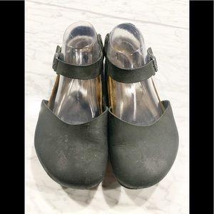 Birkenstock Clog Sandals Black